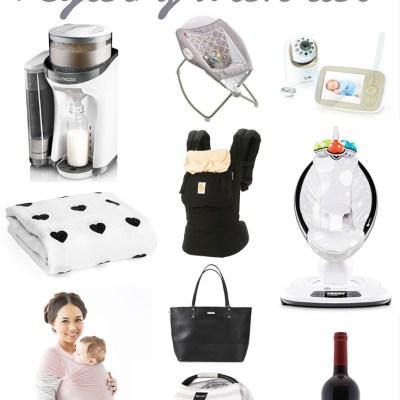 Second Pregnancy Wish List | 10 on Tuesday