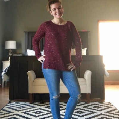 32 | October 2016 Stitch Fix Review