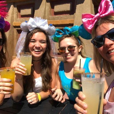 Walt Disney World | {Surprise} Bachelorette Party