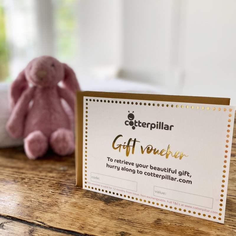 Cotterpillar Gift Card