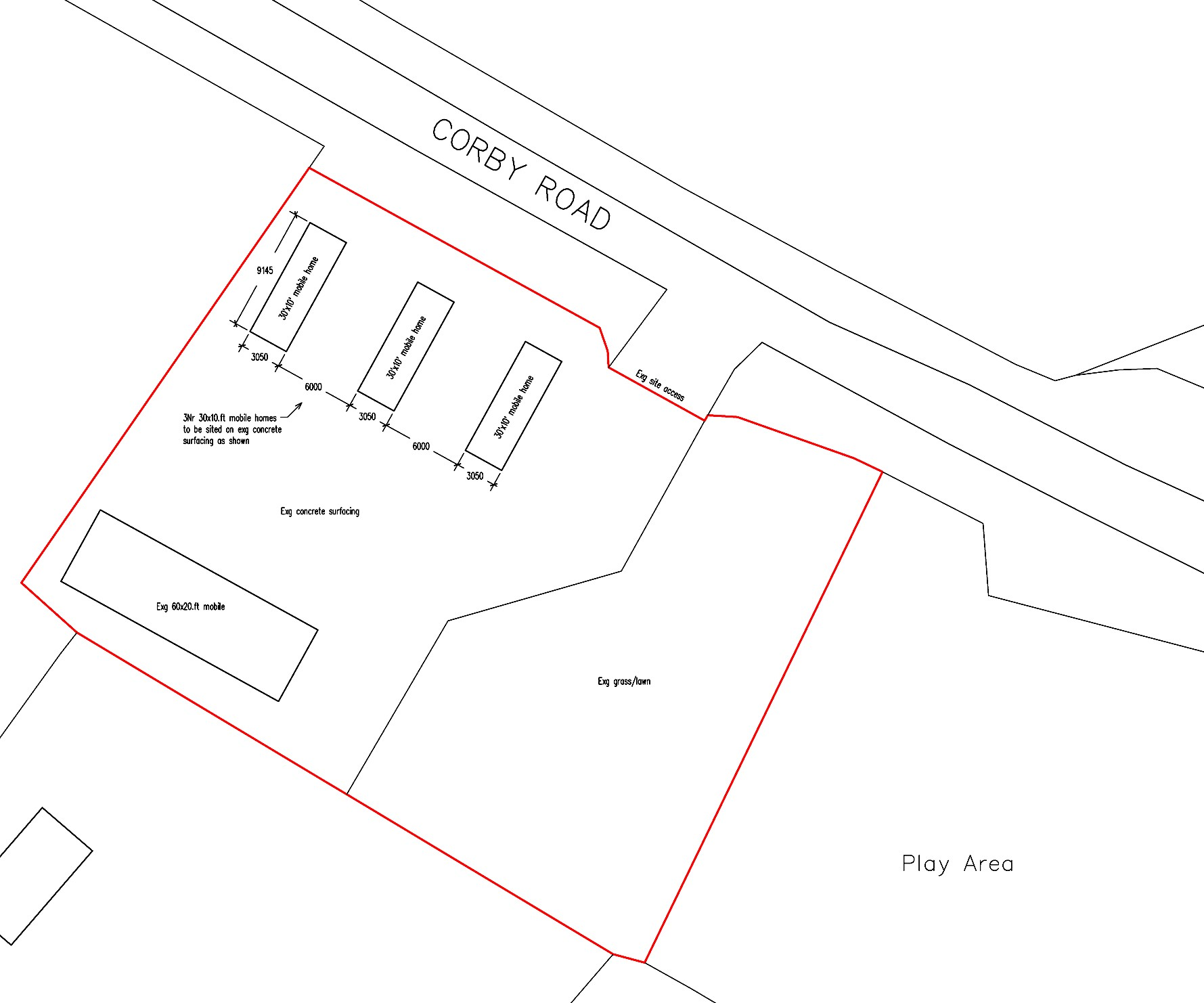 Date fixed to consider Little Meadow planning application