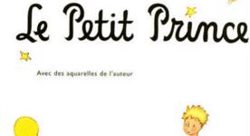 Le Petit Prince - A. de Saint-Exupéry 1