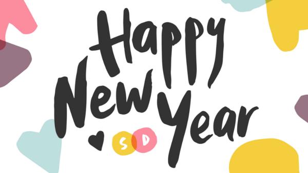 Happy new year ! 1