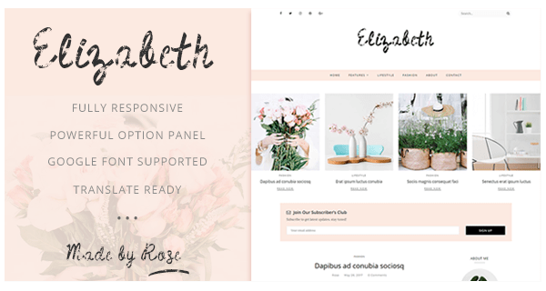theme-wordpress-elizabeth