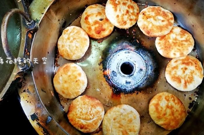 東勢隱藏版美食-老祖早點獨家灌蛋餅現做現烤最美味