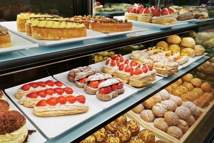 只有7天!台中大遠百首度舉辦甜點美食展~麥吉、舒芙蕾、草莓蛋糕通通來了~