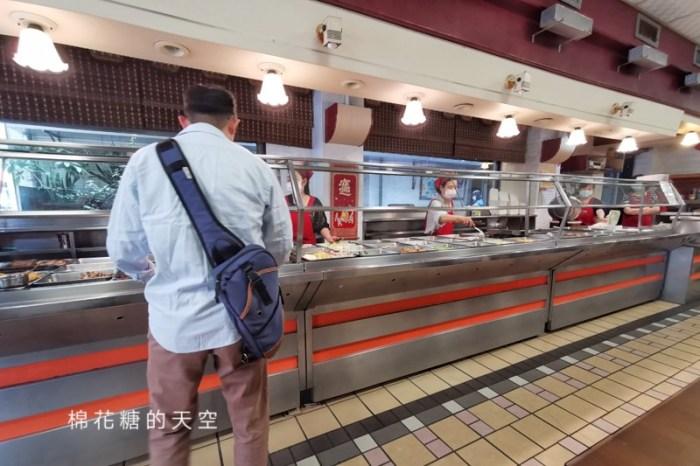 台中自助餐老店-四維自助餐,菜色樣式超多~吃便當配學生回憶,近第五市場、台中女中