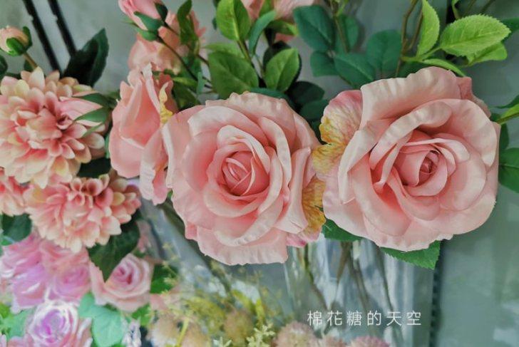 20200420210727 80 - 台中廣三SOGO後方超美花店!建南行人造花比真花還要美~