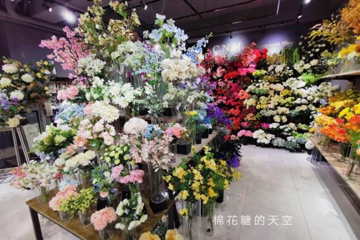 20200420210729 37 - 台中廣三SOGO後方超美花店!建南行人造花比真花還要美~