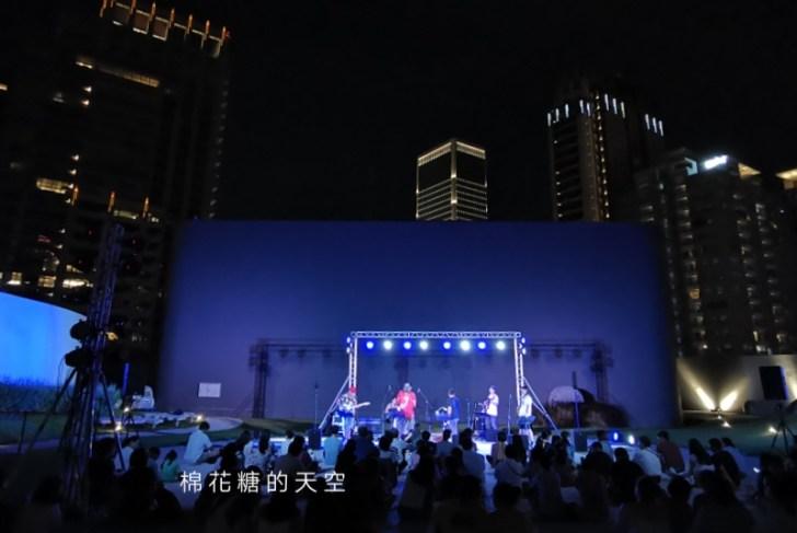 20200724222503 59 - 免費星空音樂會在台中國家歌劇院,用七期豪宅當做背景燈光