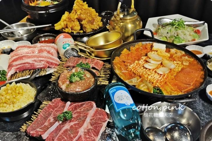 20200913202006 91 - 熱血採訪│台中韓式燒肉搭配部隊鍋、不出國也能來拉拉廚房吃好料