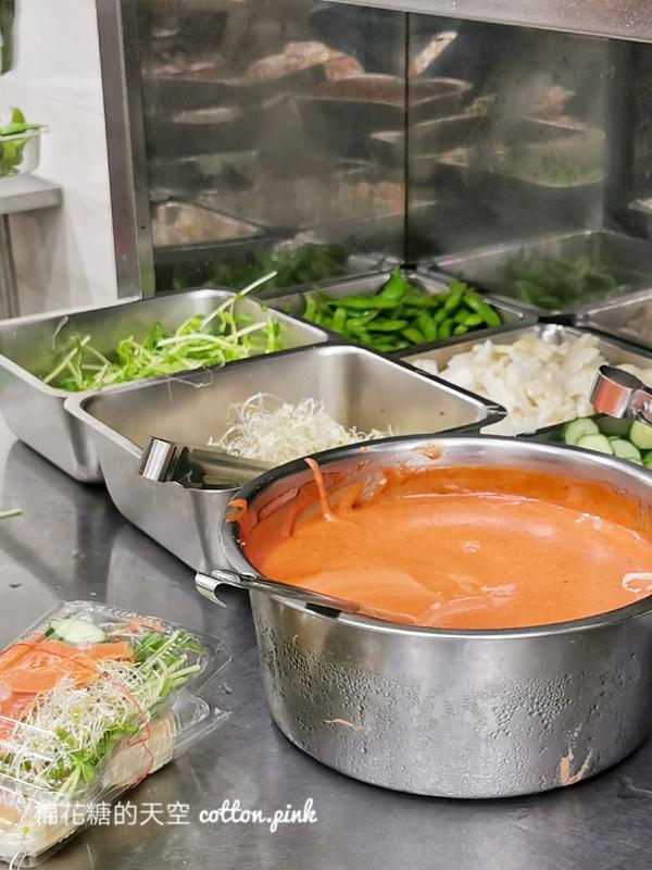 20201031200013 12 - 從路邊吃到店面的德州牛排,沙拉、小菜濃湯吃到飽喔