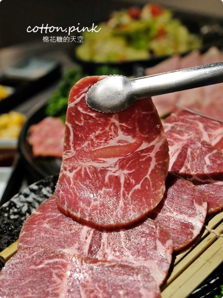 20210210191225 55 - 熱血採訪│這家燒烤人潮多,和牛厚切!想肉燒烤飯後甜點超華麗的啦