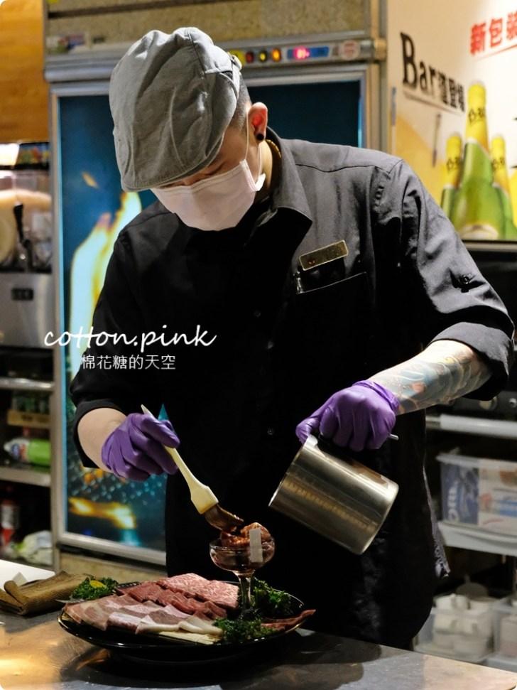 20210210191254 79 - 熱血採訪│這家燒烤人潮多,和牛厚切!想肉燒烤飯後甜點超華麗的啦