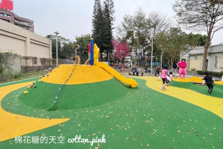 20210212175036 23 - 台中小公園大變身!小小登山區宜放電超可愛~東勢美樂地公園