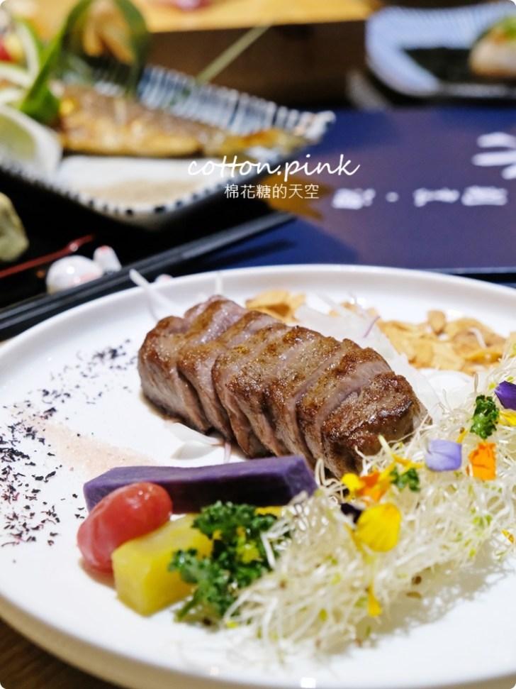 20210318082340 69 - 熱血採訪│免改名當月壽星就送特製鮭魚蛋糕!台中最新日式無菜單料理「鰆沐 割烹、酒」超澎湃
