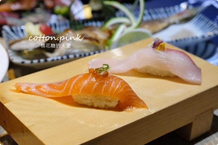 20210318082352 69 - 熱血採訪│免改名當月壽星就送特製鮭魚蛋糕!台中最新日式無菜單料理「鰆沐 割烹、酒」超澎湃