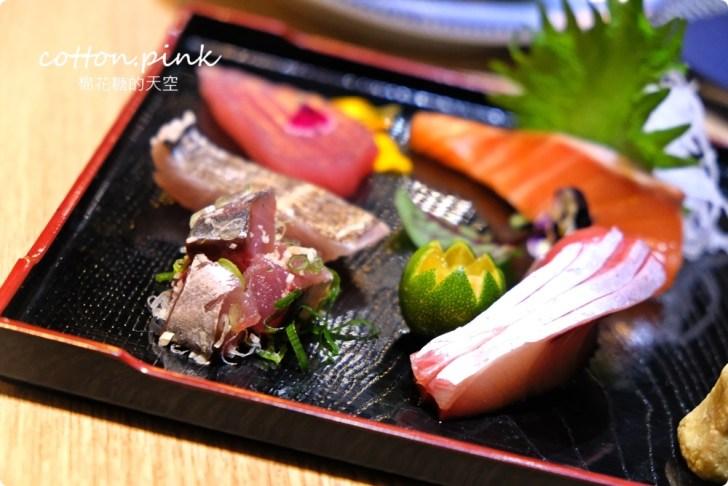 20210318082459 29 - 熱血採訪│免改名當月壽星就送特製鮭魚蛋糕!台中最新日式無菜單料理「鰆沐 割烹、酒」超澎湃