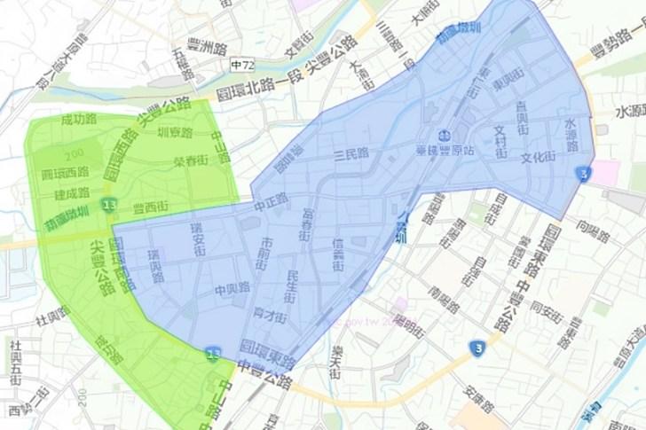 20210426101921 4 - 豐原的朋友注意啦!今天開始這一區停水減壓最多19天~廟東夜市也在範圍中
