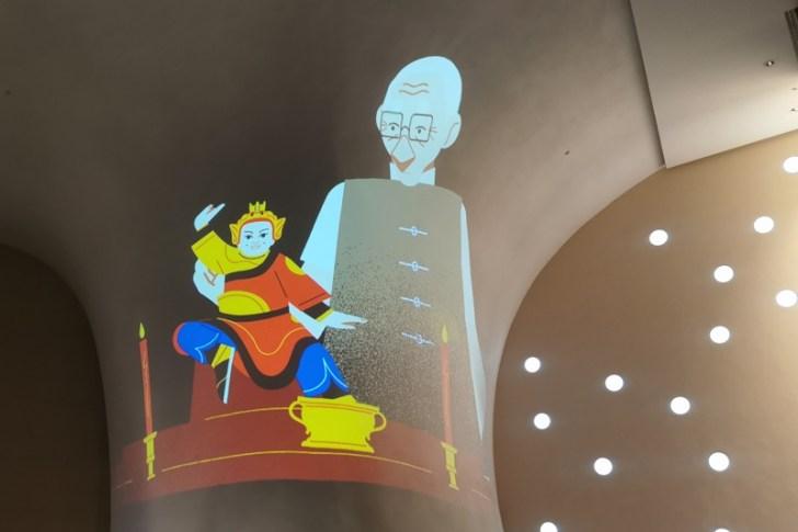 20210918210016 13 - 歌劇院光之曲幕開放自由入座!四大經典表演躍上洞穴牆面~