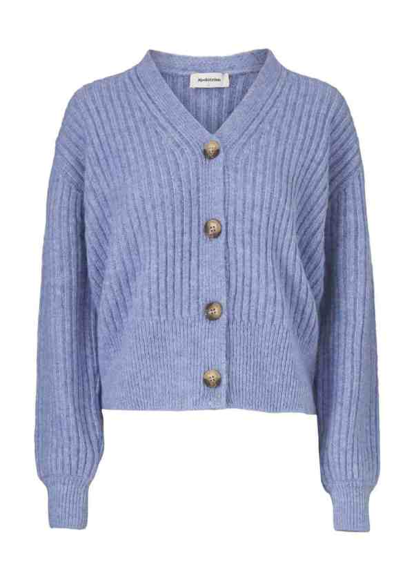 Modstrom Goldie cardigan 55383 blue (1)