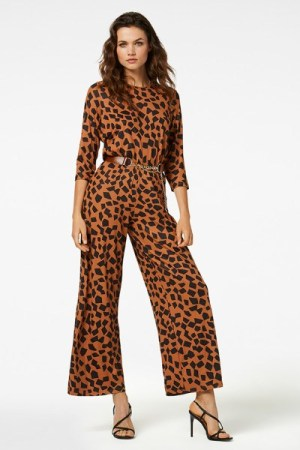 Freebird Milou-Jumpsuit-brown