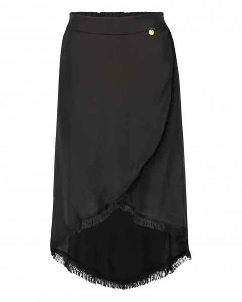 Freebird Vai midi skirt black 3