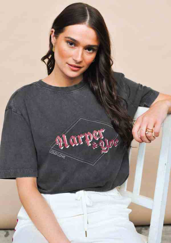 Harper & Yve - Loudlove -shirt SS21H300 (1)