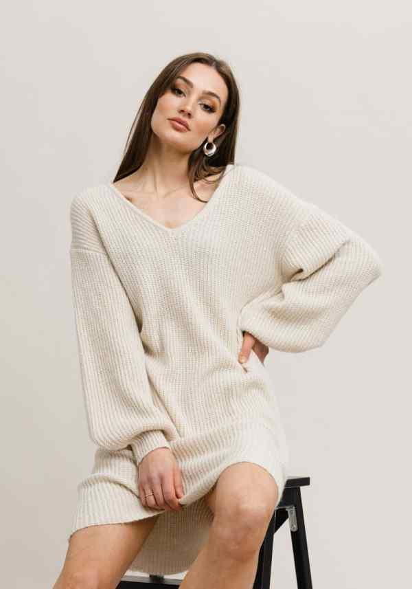 Rut & Circle - Miranda knit dress 1 RUT-21-01-30