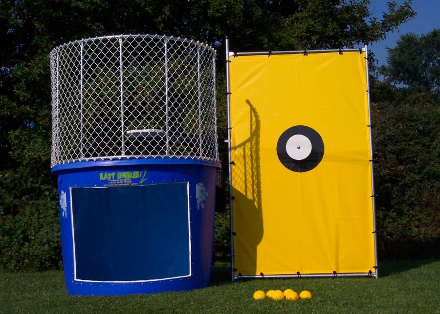 1 In Dunk Tank Rentals Nyc Dunk Tanks Easy Dunker