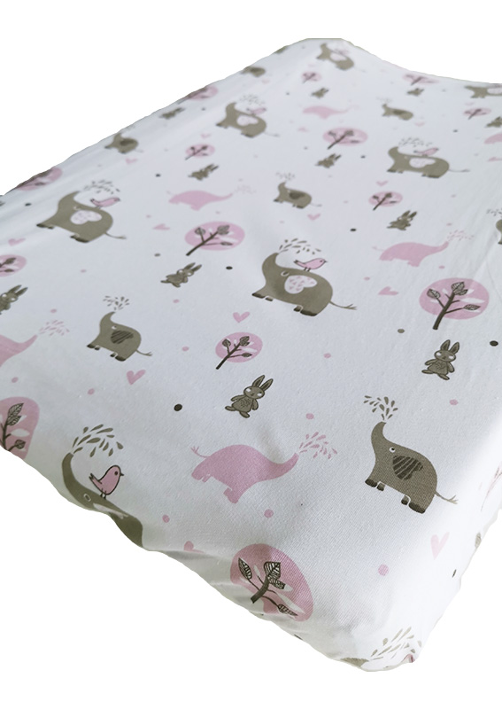 Mat Cover Pink Ellie