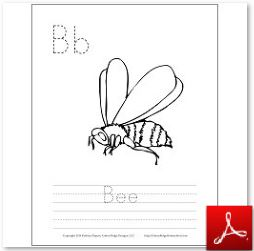 Spring-Themed Educational Activities For Kids (Free