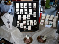 Jewelry Display Ideas For Craft Shows | Cotton Ridge Create!