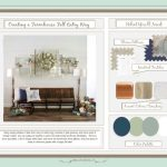Farmhouse Fall Entry Way Behind The Scenes Design Plan