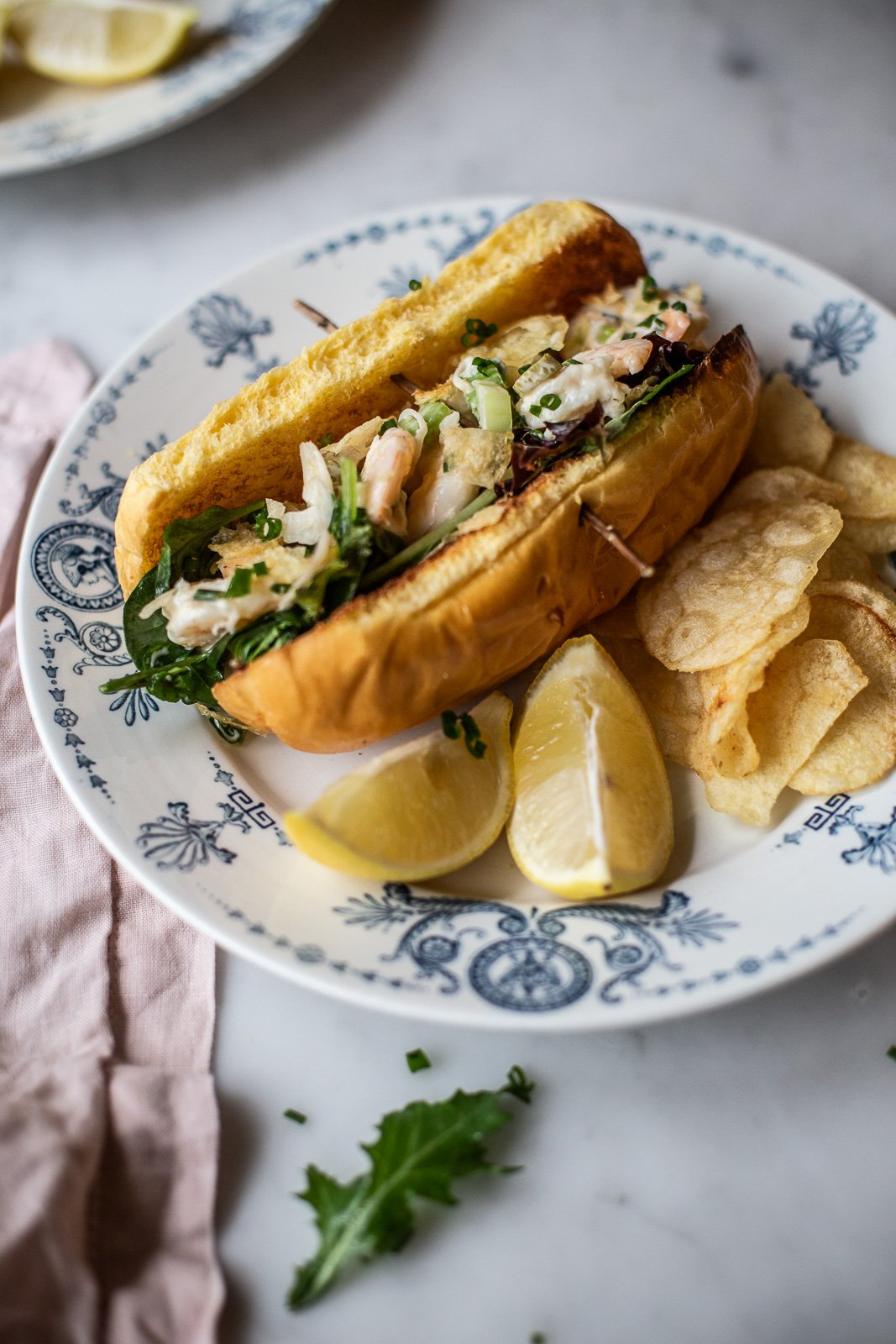 The Best Prawn Roll - Cottonwood & Co