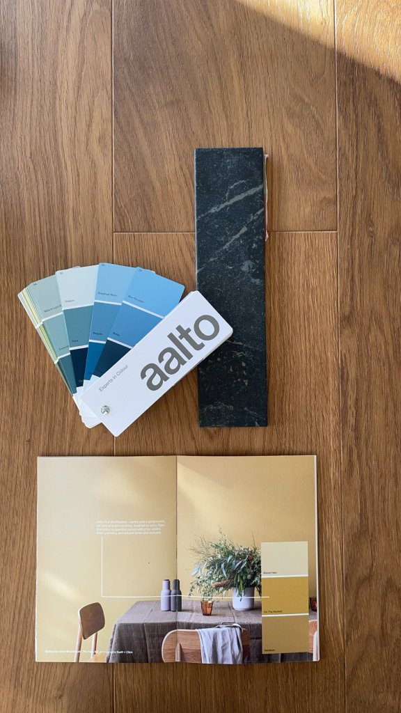 Cottonwood & Co - Concept Design and Inspiration for our Wanaka Renovation. Engineered oak flooring.