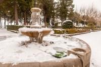 Cottonwood Landscaping | Frozen Fountain