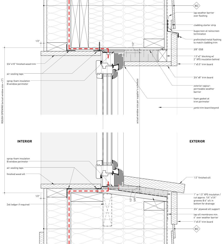 Window Installation: Window Installation Details