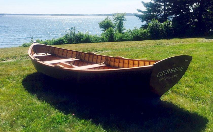 Catspaw Sailing Dinghy – Cottrell Boatbuilding