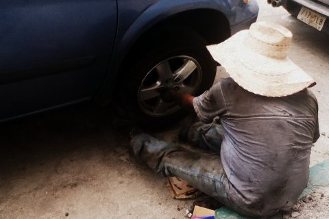 Mechanic's Sombrero