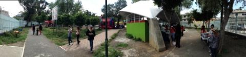 Park in Iztapalapa