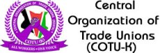 Central Organization of Trade Unions COTU-K Logo