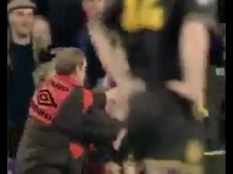 Football stats, photos, and gifs covering the premier league, championship,. Eric Cantona Kung Fu Kick Coub The Biggest Video Meme Platform