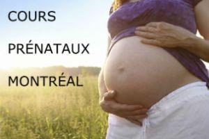 Cours prénataux Montréal