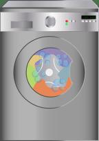 machine à laver couches lavables écologique eau électricité