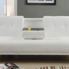 Dual Reclining Sofa Slipcover Sleeper Queen Size Enhance Your Small Space Value With The Incredible Futon ...