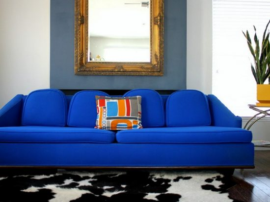 types of sofas materials fairfield sofa reviews 2018 blue - a trendy and magical choice for your ...