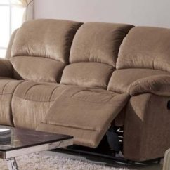 Red Microfiber Reclining Sofa Bb Italia All You Need To Know About - Best Sofas
