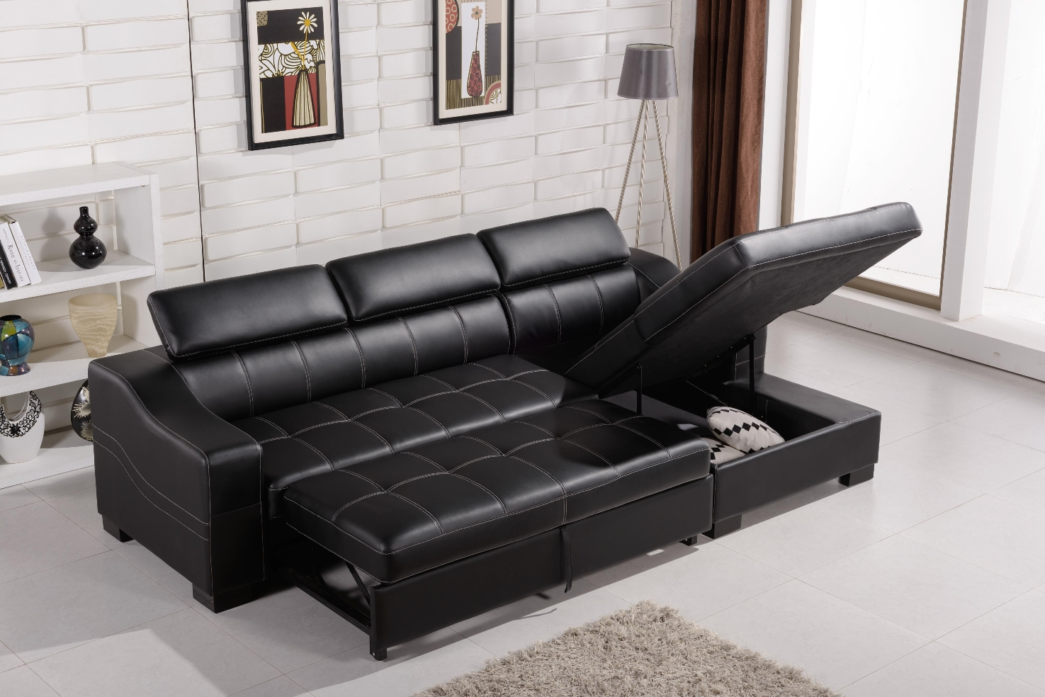 comfort sleepers sofa beds voyager lay flat triple reclining tips to consider when buying a sleeper -