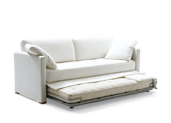 sleeper sofa inflatable mattress anna s linen slipcovers 2018 pull-out chair a great investment for small ...